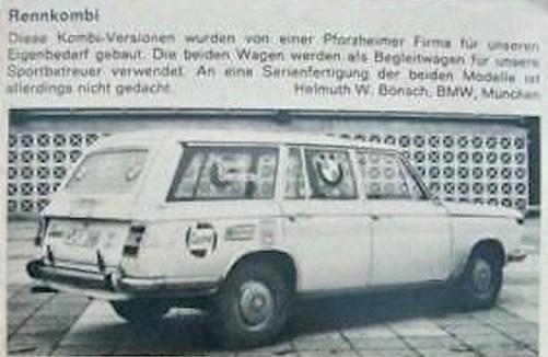 BMW NK Baur