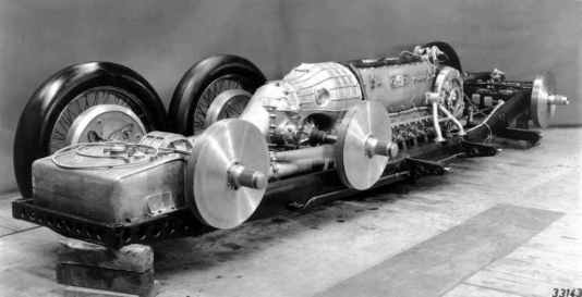 Mercedes_speed_rocord_engineplacement