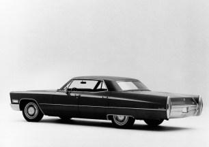 1968 Cadillac Sedan De Ville