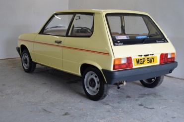1983 Talbot Samba LS - 3