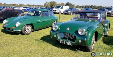 Pair of green brits