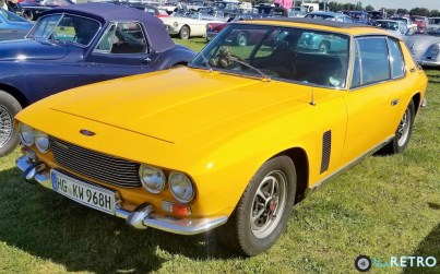 Yellow Interceptor