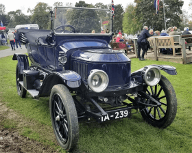 Prescott Anglo American 20191914 Stanley Steamer