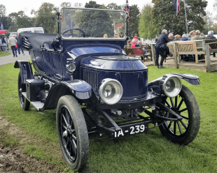 Prescott Anglo American 20191914 Stanley Steamer
