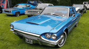Prescott Anglo American 20191964 Ford Thunderbird
