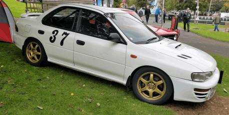Prescott Anglo American 201919917 Subaru Impreza