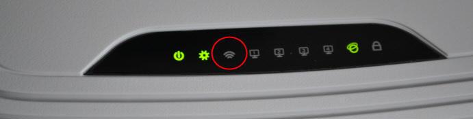 Wi F файлының индикаторы