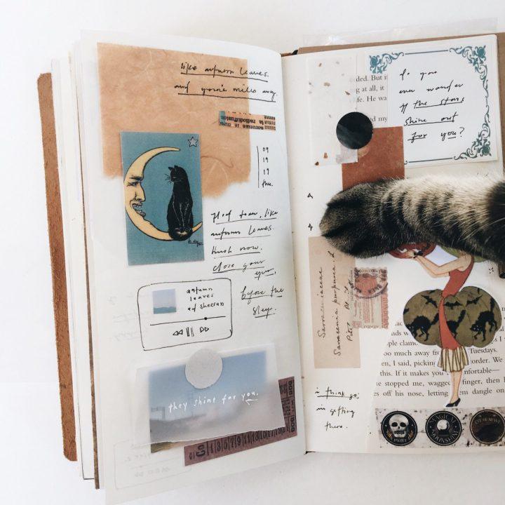 My Fall Bullet Journal Spread