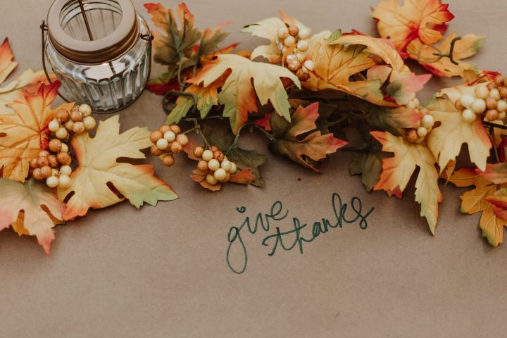 4 Fashion Essentials for Thanksgiving in COVID19