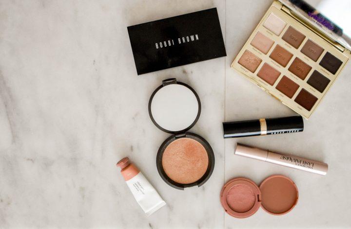 My 10 Makeup Essentials