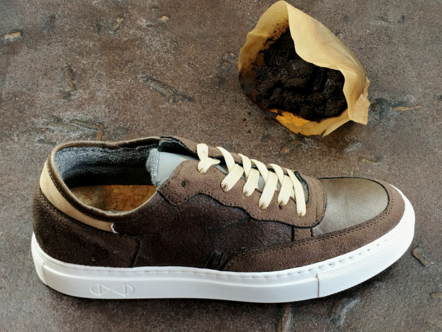 at 2 Coffee Sneaker Line 13