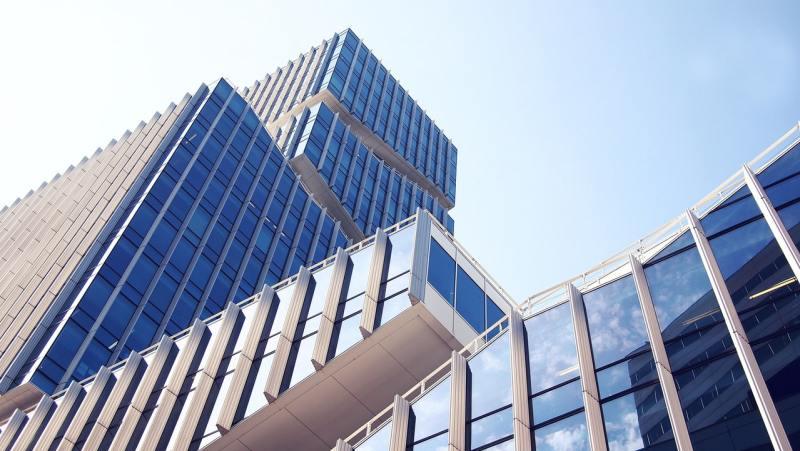 Edificio Vidrio