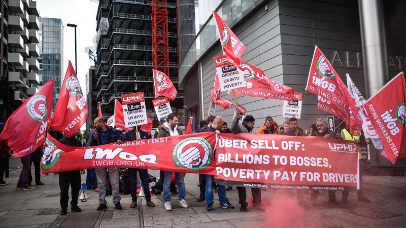 Uber Strike London