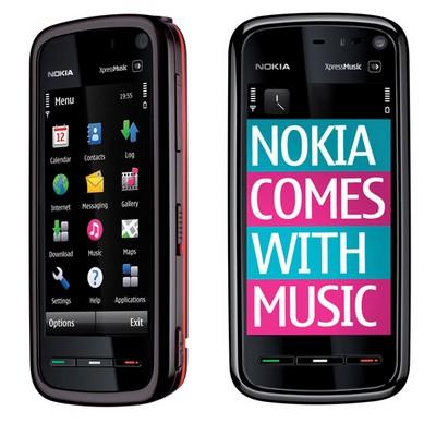 Nokia 5800 XpressMusic Harga Dan Spesifikasi