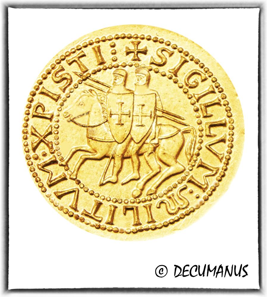Image result for médaille des templiers