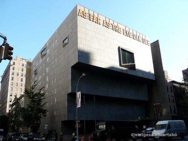 Whitney Museum Of American Art Viatges Amb Cartab