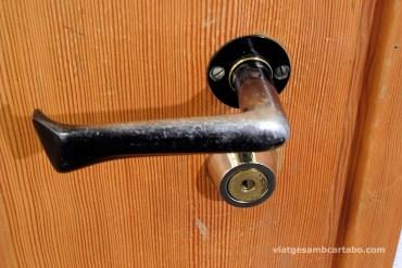 Pany de porta d'Alvar Aalto