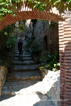 Castellnou des Aspres és ple de racons amagats