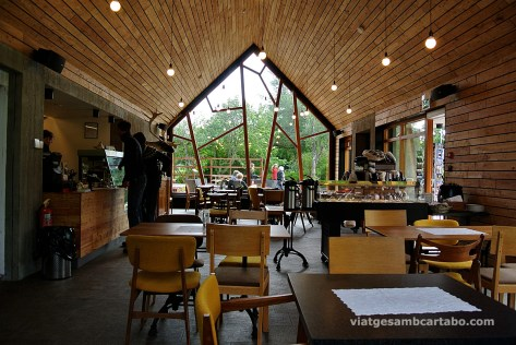 Café Bjork Disseny interior escandinau