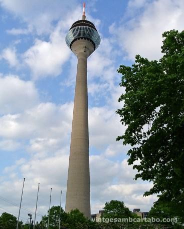 La Rheinturm