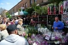 Columbia Road Flower Market 3