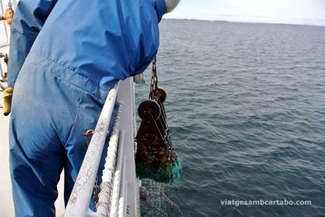 Stykkishólmur creuer pescant