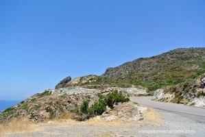 Cap Corse carreteres