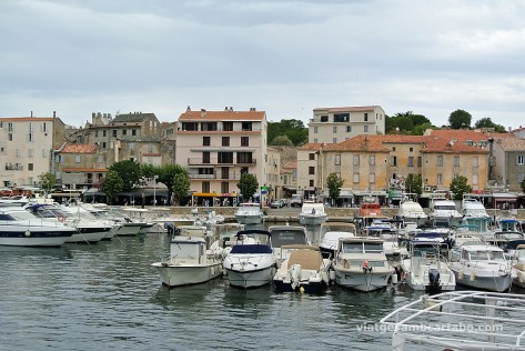 Saint Florent port