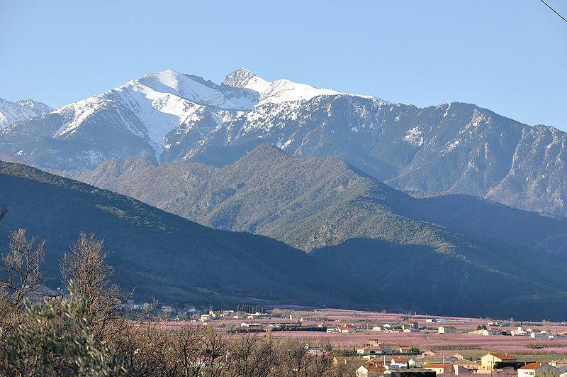 Pirineo desde Llo