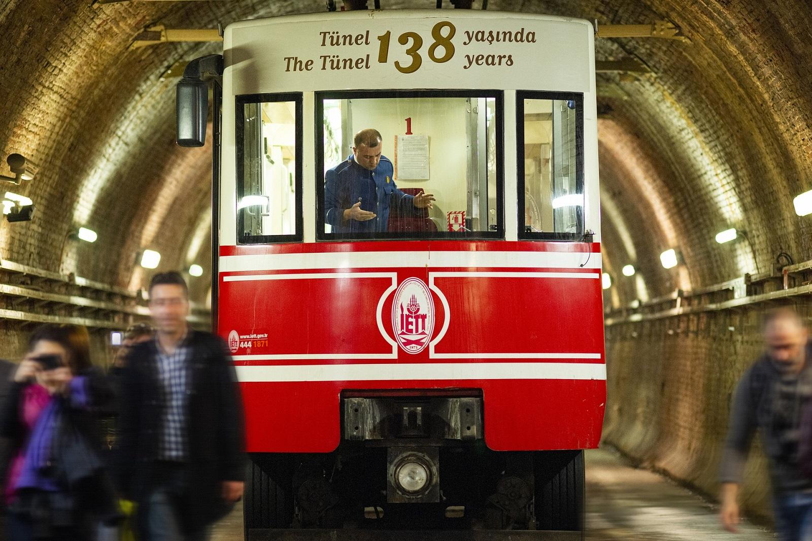 tunel istanbul