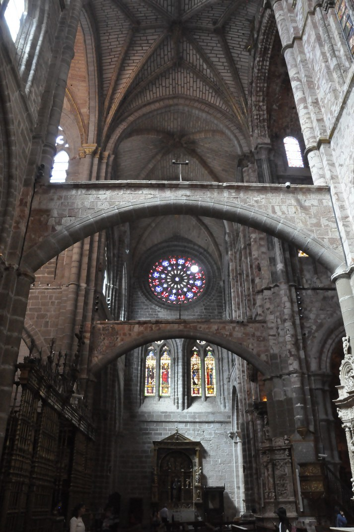 Creuer de la Catedral d'Avila