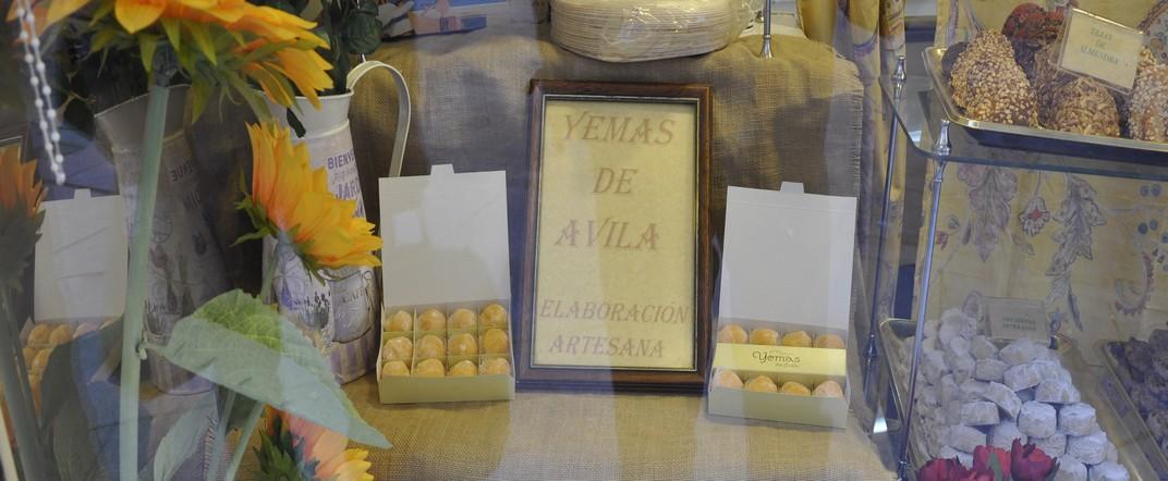 Yemas d'Àvila