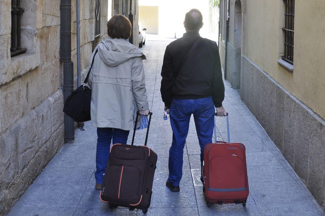 Viatges amb dues maletes