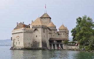 Castell de Chillon