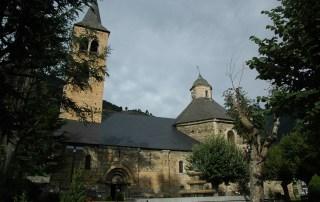 L'església de Sant Fèlix de Vilac