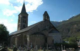 L'església de Santa Maria d'Arties