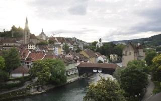 Pont de fusta de Baden