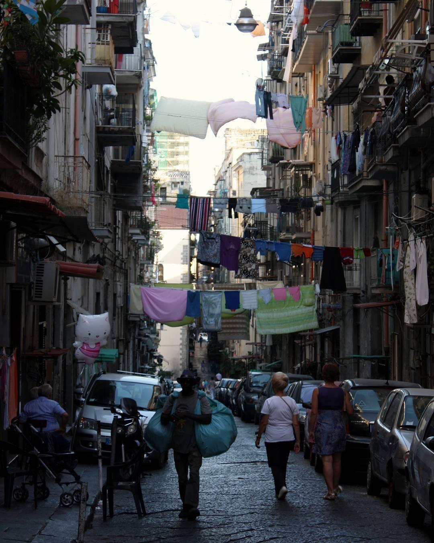 Carrers de #napoli #italia #viatjarpelmon