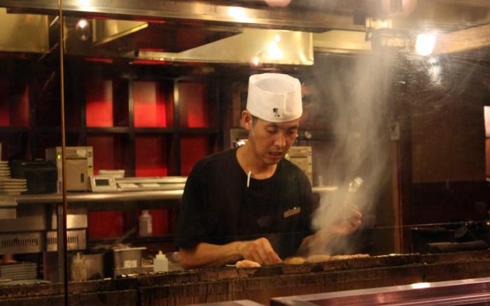 Gompachi restaurant