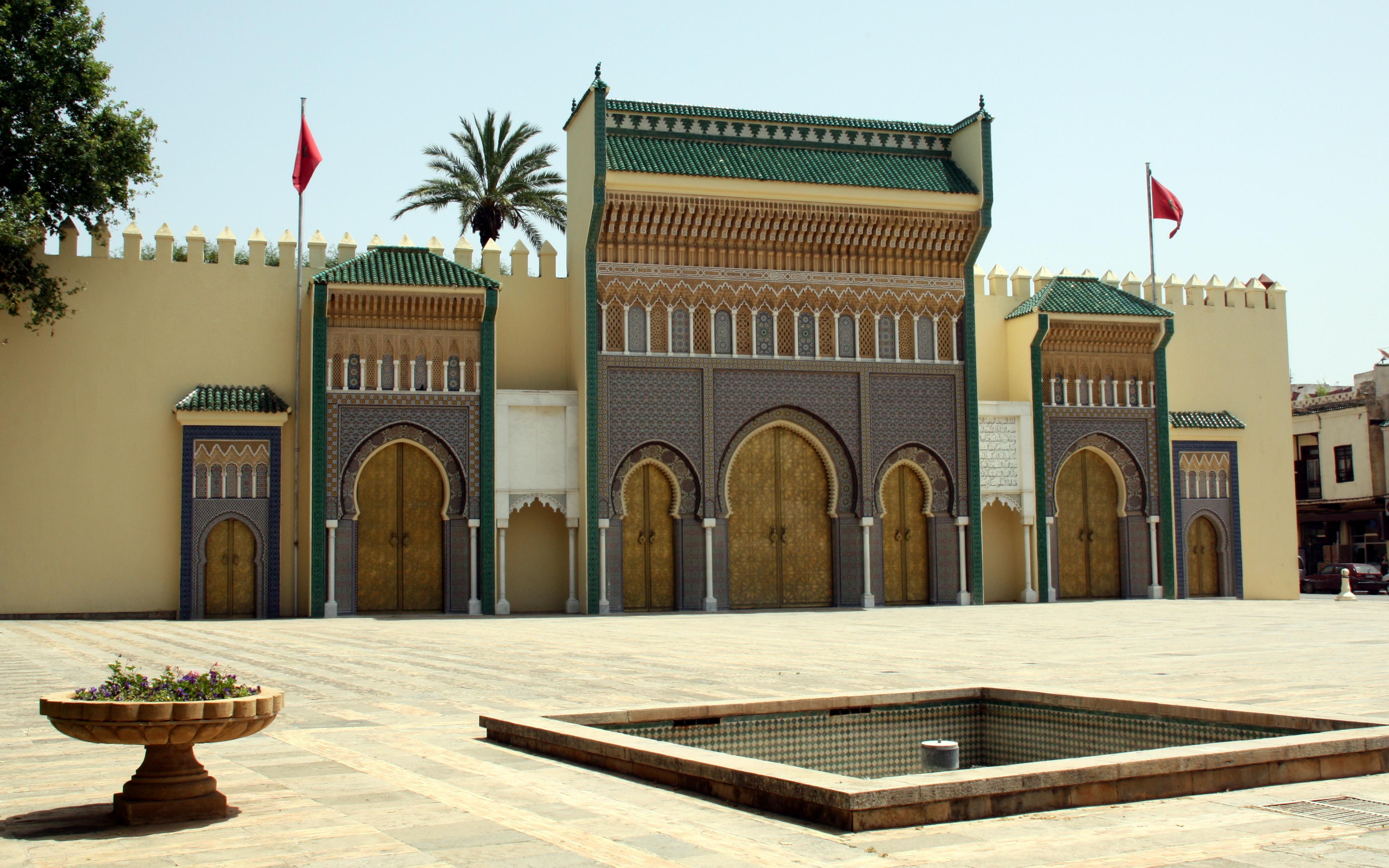 Palau Reial Fez