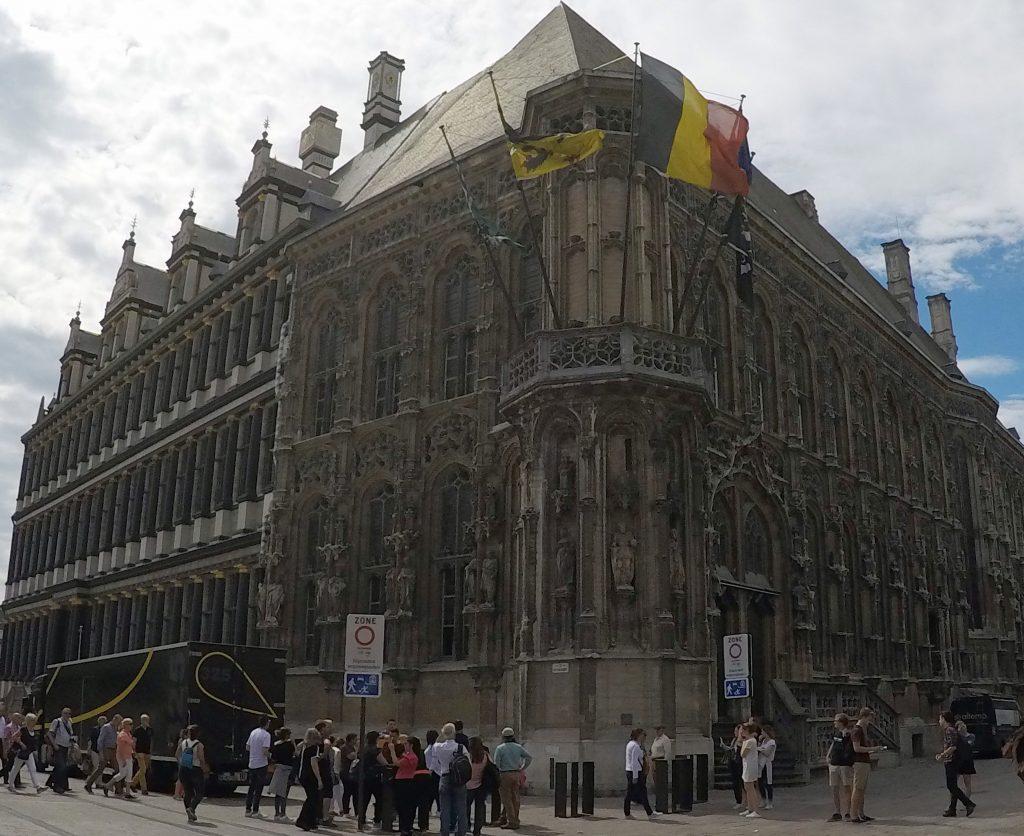 stadhuis Ghent