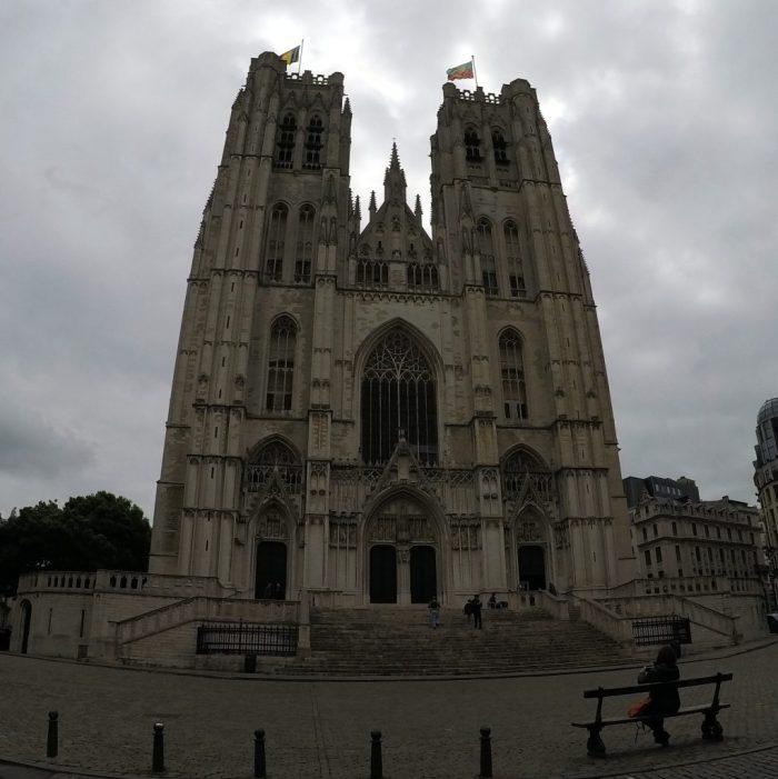 Catedral de Sant Michel i Gudule