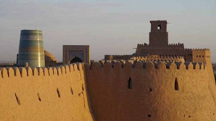 muralla Khiva