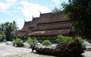 2009-08-23 (temple Luang Prabang)