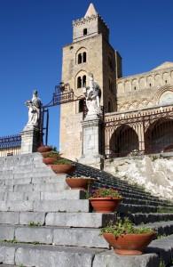 2016-06-06 (detall de catedral de Cefalú)