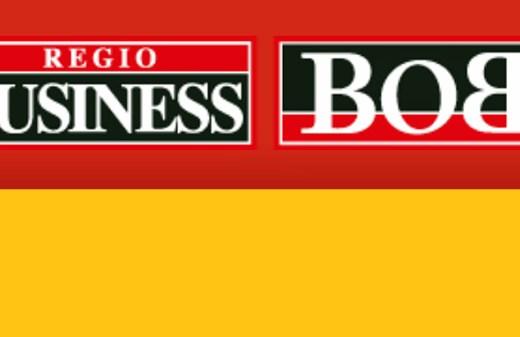 Regio Business op geel vlak