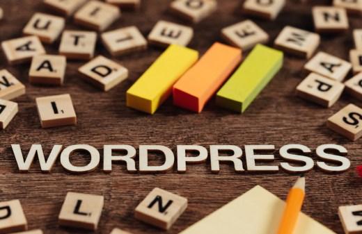 WordPress scrabble