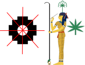 Chacana y Seshat
