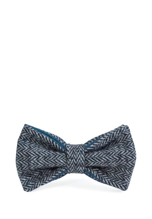 bow tie tweed ViaVestis