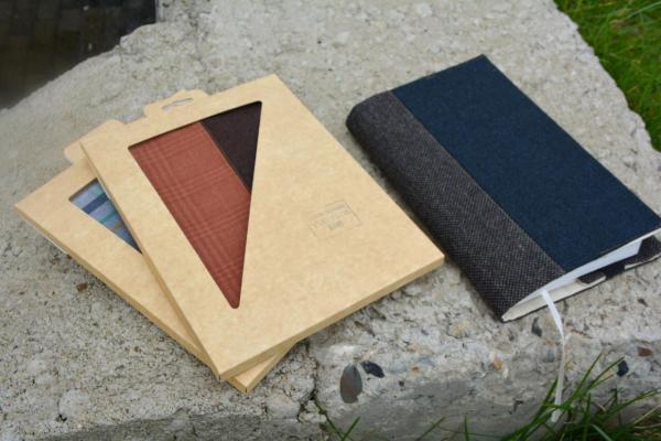 Обложка для книги текстильная